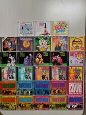 HITS OF THE 60'S CD LOT (28)