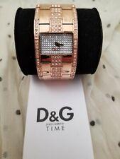 D&G Time Watch/Dolce gabbana women watch