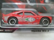 HOT WHEELS MAZDA RX3 HOT WHEELS BOULEVARD 2020 REAL RIDERS MINT IN BLISTER