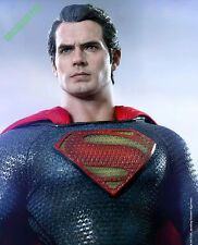 HOT TOYS OFFICAL 2013 MAN OF STEEL SUPERMAN HENRY CAVILL 1/6 NEW READY IN STOCK