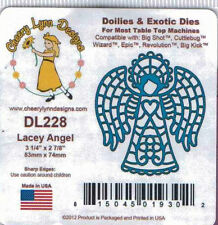Cheery / Lynn/ Metal / Die / DL228/ Lacey / Angel / Christmas / Doilies / Border