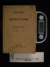 Devil's Goad (Uncorrected Proof) - SC by John Laffin