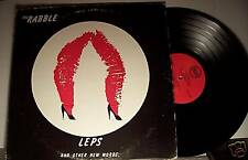 THE RABBLE Leps And Other New Words LP Vinyl M80 Studio City Valley Kid Candy