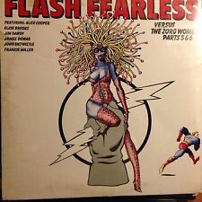 VARIOUS • Flash FeArless Versus The Zorg Women Parts 5 & 6 • Vinile LP SIGILLATO