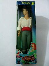 Vintage THE LITTLE MERMAID ERIC Doll Disney TYCO 12in 30cm