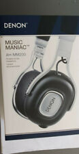 Denon AH-MM200 Over Ear Foldable Wired Headphones