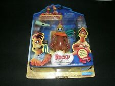 CHICKEN RUN   ROCKY / 2000 DREAMWORKS PLAYMATES TOYS / NEW SEALED