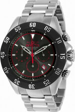 Invicta Speedway 22395 Men's Round Analog Chronograph Date Stainless Steel Watch