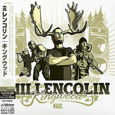Kingwood [Bonus Track] by Millencolin (CD, Mar-2005, Jvc Victor) NEW