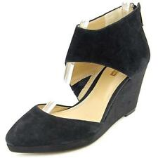 Wedge High (3-4.5 in.) Suede Upper Heels for Women