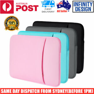 New Laptop MacBook NoteBook Sleeve Bag Travel Carry Case Cover 13 14 15 16 Inch