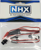 NHX 3 Wire Receiver On/Off Switch Harness JR Male to JR Male + JST Female