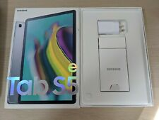 Galaxy Tab S5e 64gb Wifi Silver SM-T720