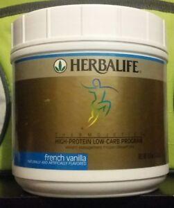 HERBALIFE THERMOJETICS French Vanilla Frozen Dessert Mix