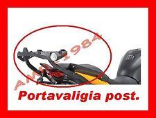 GIVI PORTAPACCHI PORTAVALIGIA YAMAHA MT 07 TRACER 2016 GIVI  2130FZ + M5   MT-07