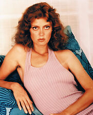 SUSAN SARANDON, GRANDE PHOTO COULEUR, ANNEE 1970-1980, TIRAGE ARGENTIQUE