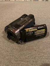 Sony HDR-XR500V  High Definition 120HDD GPS Handycam Camcorder Video Camera