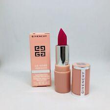 Givenchy Le Rose Perfecto Lipstick FEARLESS PINK .04 oz Travel Mini NIB