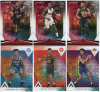 2017-18 Panini Ascension Basketball - Base Set & RC's - Choose Card #'s 1-140