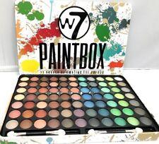Warpaint Cosmeticsltd Paint W7 Paintbox 77 Eye Shadow Colours