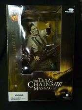 McFarlane Toys Movie Maniacs 12 Inch Leatherface Movie Figure from 2004