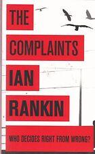 IAN RANKIN THE COMPLAINTS - BOOK, NEW PAPERBACK