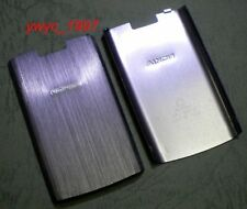 Battery Back Cover Case for Nokia X3-02 purple