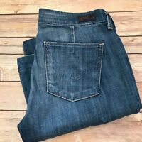 Womens Citizens of Humanity 7347 1163-130 Jeans Womens 28 Blue Flare Boot Cut
