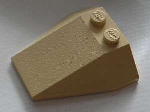 LEGO Tan wedge ref 6069 / set 5948 2879 5925 5909 ...