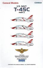 Lince Modelos 1/48 T-45C Azor parte 2 # 48024