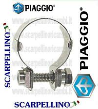 FASCETTA STRINGITUBO MARMITTA SCARABEO LIGHT 400 cc -HOSE CLAMP- PIAGGIO 874957