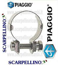 FASCETTA STRINGITUBO MARMITTA PIAGGIO BEVERLY 4T 4V IE E3 350-HOSE CLAMP- 874957