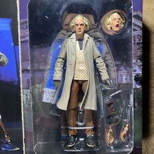 NECA Back To The Future ?Ultimate ?Doc? Brown? 7? Action Figure 35th Anniversary