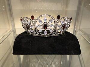 MISS UNIVERSE DIAMOND NEXUS CROWN TIARA