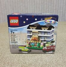 Lego Bricktober Bakery 40143 - Toys R Us Exclusive - Factory Sealed 234 Pieces