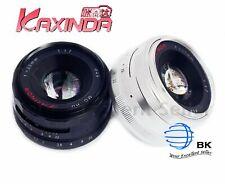 Kaxinda 35mm f/1.7 Lens for MFT M43 Fujifilm FX X-A1 X-M1 X-E1 X-E2 X-Pro1 X-T1