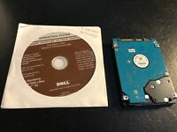 DELL PC WINDOWS 7 PROFESSIONAL 32 BIT INSTALLATION DVD & HARD DRIVE