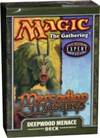 Mercadian Masques Theme Deck Deepwood Menace (ENGLISH) SEALED NEW MAGIC ABUGames
