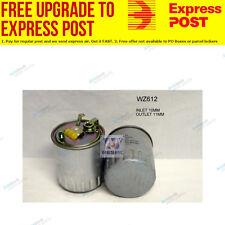 Wesfil Fuel Filter WZ612 fits Mercedes-Benz Vito 108 CDI 2.2 (638),112 CDI 2.
