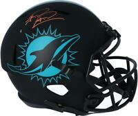 Tua Tagovailoa Miami Dolphins Signed Eclipse Alternate Speed Replica Helmet