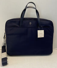Kate Spade Taylor Universal Laptop Bag Navy NWT $168