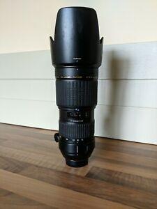 Tamron SP A001 70-200mm F/2.8 LD IF Macro AF Lens fon Nikon excellent condition