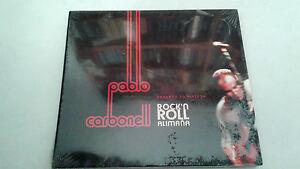 "PABLO CARBONELL ""ROCK'N ROLL ALIMAÑA"" CD 14 TRACKS PRECINTADO DIGIPACK"