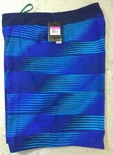 Nike Men's Board Shorts Swim Suit Trunks Size 38 x 9 No Lining Tie Front NWT