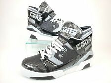 Just Don X ERX 260 Mid Metal Pack Black Shoes Size 9.5 CONS Converse White