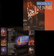 GERRY JOE WEISE  live in Paris