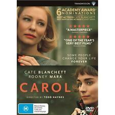 Carol DVD - of lesbian interest