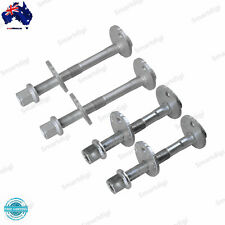 4 Pcs Front Control Arm Lower Camber Bolt Kit For TOYOTA HILUX KUN26 GGN25 4WD