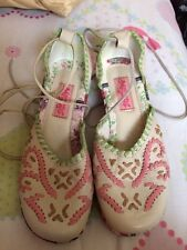 roberto cavalli Uk Size 13 Platform Shoes