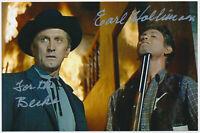 Earl Holliman - Die vier Söhne der Katie Elder - hand signed Autograph Autogramm